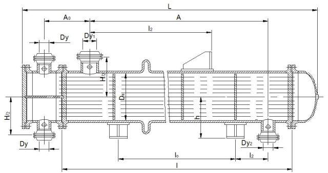 Теплообменник тнги-800 котел с независимыми теплообменниками