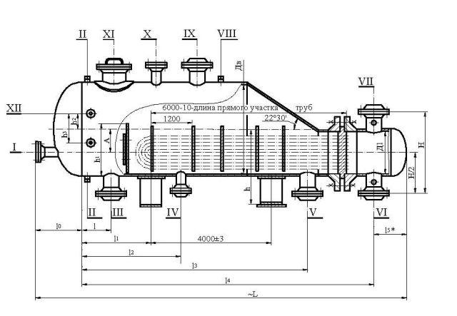 Теплообменник кожухотрубный (кожухотрубчатый) типа ТНВ Артём Паяный теплообменник KAORI C202 Гатчина